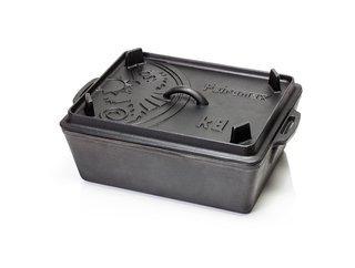 Forma żeliwna do pieczenia z pokrywką K8 Petromax