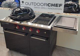 OUTLET Salon GDAŃSK - grill gazowy LUGANO 570 G